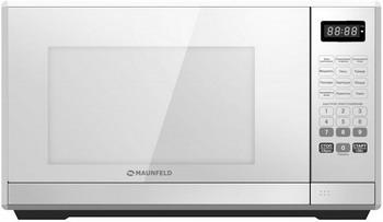 Микроволновая печь - СВЧ MAUNFELD MFSMO.20.7SGW встраиваемая микроволновая печь свч maunfeld mbmo 20 2pgb