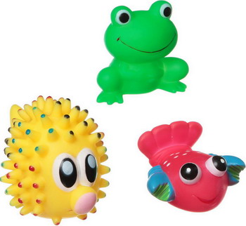 Набор игрушек для купания Bondibon ВВ1392 roberto verino vv tropic