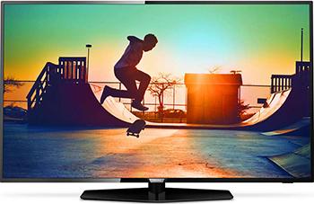 4K (UHD) телевизор Philips 43 PUT 6162 телевизор philips 40pft4100
