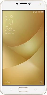 Мобильный телефон ASUS ZenFone 4 Max ZC 554 KL-4G 009 RU 3/32 GB (90 AX 00 I2-M 00090) золотистый смартфон asus zenfone zoom 4g 128 gb