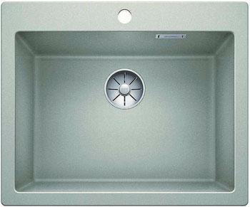 Кухонная мойка BLANCO PLEON 6 жемчужный 521682 кухонная мойка ukinox stm 800 600 20 6