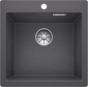 Кухонная мойка BLANCO PLEON 5 темная скала 521669 смеситель для кухни blanco mida темная скала 524209 519424