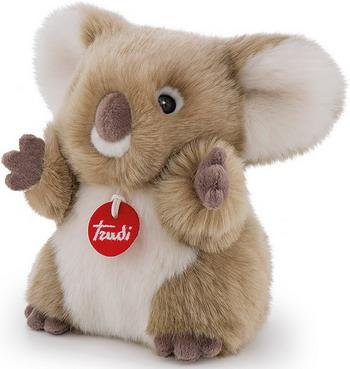 Мягкая игрушка Trudi Коала-пушистик 29009 мягкая игрушка trudi коала