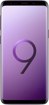 Смартфон Samsung Galaxy S9 64 GB SM-G 960 F фиолетовый смартфон samsung galaxy s9 64 gb sm g 965 бургунди