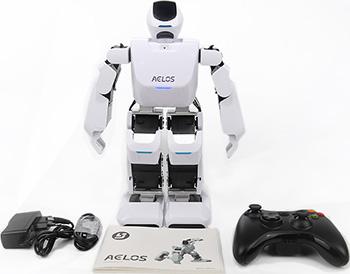 Интеллектуальный робот для детей AELOS Leju 1 PRO 1CSC 20003639 интеллектуальный робот