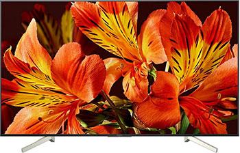 4K (UHD) телевизор Sony KD-75 XF 8596 BR2 sony жк телевизор sony kd 55xf7596 br2