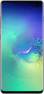 Смартфон Samsung Galaxy S 10+ 128 GB SM-G 975 F аквамарин