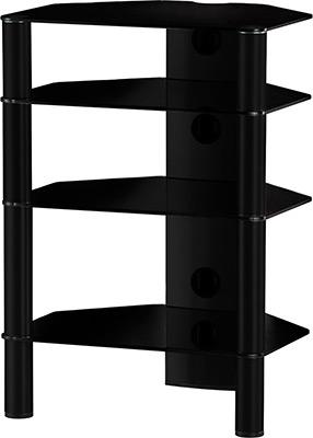 Стойка Sonorous RX 2140 B-HBLK стойка под аппаратуру sonorous rx 2140 b hblk