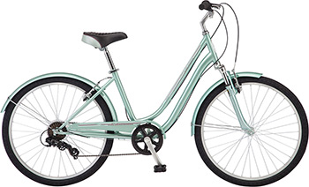 Велосипед Schwinn Suburban S 5482 BRU 26 мятный цена