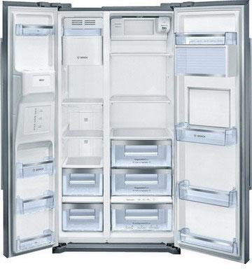 Холодильник Side by Side Bosch KAG 90 AI 20 R холодильник side by side samsung rs57k4000sa