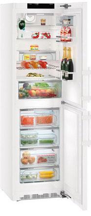 Двухкамерный холодильник Liebherr CNP 4758 холодильник liebherr kb 4310
