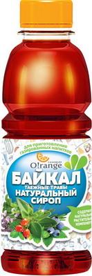 Сироп для приготовления газированной воды Orange Байкал 0 5 SYR-05 BAY сироп для приготовления газированной воды orange лимон 0 5 syr 05 lim