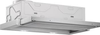 Встраиваемая вытяжка Bosch DFL 064 A 51 bosch dfl 064 w 51 ix