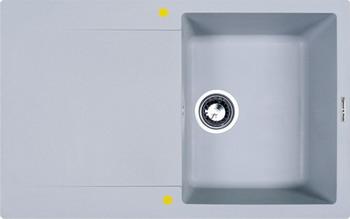 Кухонная мойка Zigmund amp Shtain RECHTECK 775 млечный путь