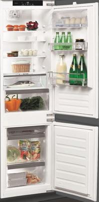 Встраиваемый двухкамерный холодильник Bauknecht KGIF 3182/A++ SF холодильник bauknecht kgnf 20p 0d a3 in