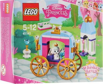 Конструктор Lego Disney Princesses Королевские питомцы: Тыковка конструктор lego disney princess королевские питомцы жемчужинка 41069