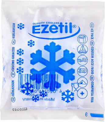 Аккумулятор холода Ezetil SoftIce 100 gr автохолодильник ezetil ezc 45 12 24 100 240v