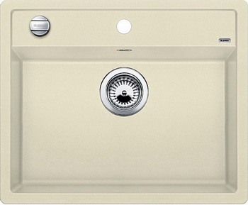 Кухонная мойка BLANCO DALAGO 6 SILGRANIT жасмин  мойка dalago 6 f white 514771 blanco