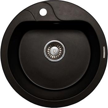 Кухонная мойка LAVA R.3 (BASALT чёрный)