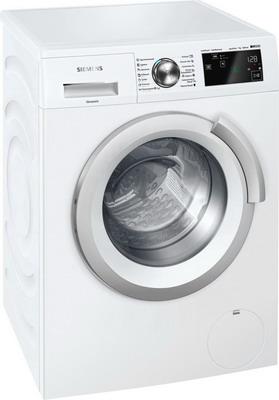 Стиральная машина Siemens WS 12 T 540 OE встраиваемая стиральная машина siemens wk 14 d 541 oe