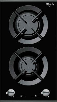 Встраиваемая газовая варочная панель Whirlpool AKT 352/IX варочная панель электрическая whirlpool akt 8130 lx черный
