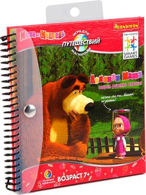 Настольная игра Bondibon Маша и Медведь ДЕЛОВАЯ МАША SGT 230 RU головоломка bondibon цветовой код bb0352 sg 090 ru