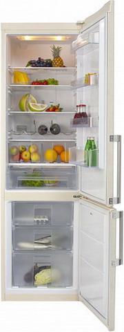 Двухкамерный холодильник Vestfrost VF 3863 MB холодильник vestfrost vf 465 eb new