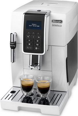 Кофемашина автоматическая DeLonghi ECAM 350.35 W Dinamica кофемашина автоматическая philips hd 8649 01