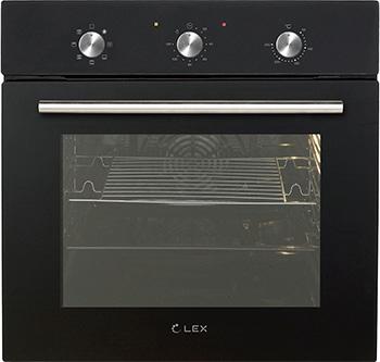 Встраиваемый электрический духовой шкаф Lex EDM 070 BL