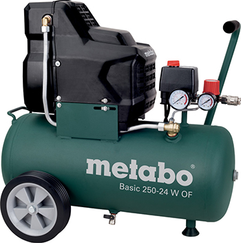 Компрессор Metabo Basic 250-24 W OF 601532000 компрессор metabo basic 250 24 w of 601532000
