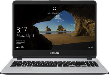 Ноутбук ASUS X 507 UB-EJ 043 T (90 NB0HN1-M 00720) Grey uni t ut202a 1 4 lcd digital clamp multimeter red grey 1 x 9v 6f22
