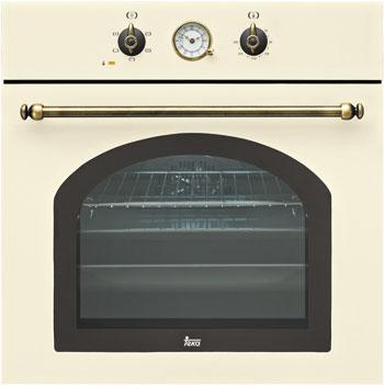 Встраиваемый электрический духовой шкаф Teka HR 550 VANILLA OB электрический духовой шкаф teka hr 650 ag b