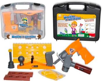 Игровой набор SS Toys 100316590 ''Винтик и Шпунтик'' в чемодане блузка quelle b c best connections by heine 6498