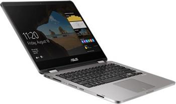 Ноутбук ASUS TP 401 CA-EC 104 T (90 NB0H 21-M 01850) ноутбук asus gl 703 vd gc 046 t 90 nb0gm2 m 03310