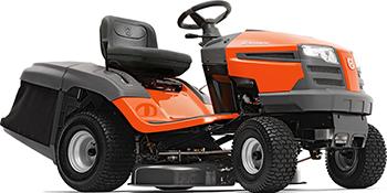 Садовый трактор - газонокосилка с сиденьем Husqvarna TC 38 9605101-39 газонокосилка бензиномоторная несамоходная cub cadet cc 42 po