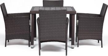 Комплект мебели Tetchair mod. 210036 (коричневый) 11961
