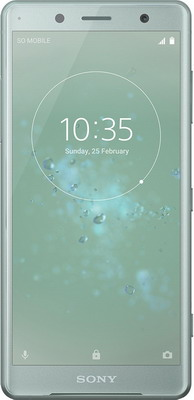 Смартфон Sony Xperia XZ2 compact зелёный wierss розовый для sony xz2