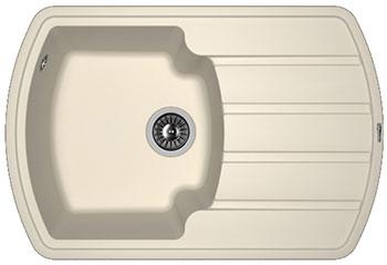 Кухонная мойка Florentina Нире-760 жасмин FS мойка florentina нире 760 антрацит