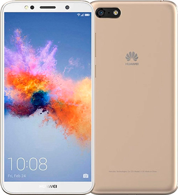 Мобильный телефон Huawei Y5 Prime (2018) золотистый смартфон huawei y5 prime 2018 gold