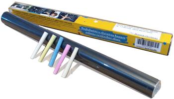 Меловая доска Hotnok Набор ''Classic'' 45 x 200 см. 5 мелков серия Мегапленки bosti-b4-20 c браслет цепь new b091 10060 b4 5