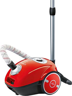 Пылесос Bosch BGL 35 MOV 25 красный пылесос bosch bgl 35 mov 15