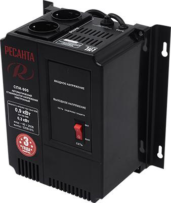 Стабилизатор напряжения Ресанта СПН-900 стабилизатор ресанта спн 2500