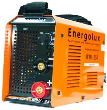 Сварочный аппарат Energolux WMI-250 сварочный инвертор energolux wmi 250