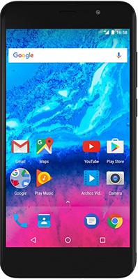 Смартфон Archos Core 50 P смартфон archos sense 55 dc gold