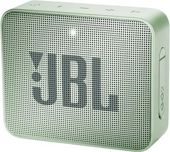 Фото - Портативная акустическая система JBL GO2 мятный JBLGO2MINT портативная колонка jbl clip 2 teal