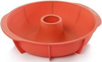 Франкфуртский венок Tescoma DELICIA SiliconPRIME 629414 форма для выпечки кекса tescoma delicia silicone круглая цвет красный диаметр 26 см 629220