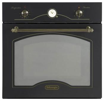 Встраиваемый электрический духовой шкаф DeLonghi CM 6 ANT встраиваемый электрический духовой шкаф smeg sf 6922 npze1