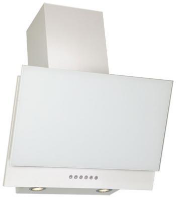 Вытяжка со стеклом ELIKOR Рубин S4 50П-700-Э4Г (КВ I Э-700-50-400) перламутр/белый