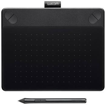 все цены на  Графический планшет Wacom Intuos Comic Black PT S черный (CTH-490 CK-N)  онлайн