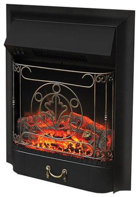 Очаг Royal Flame Majestic FX Black (RB-STD3BLFX) (64905219) qwill часы qwill 6060 00 00 9 90a 01 коллекция wqw